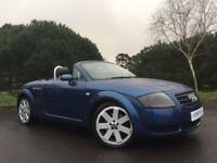 2004 AUDI TT 1.8 ROADSTER 2D 148 BHP (CAM BELT DONE | LEATHER SEATS)