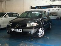RENAULT MEGANE 1.6 VVT ( 111bhp ) DYNAMIQUE FACE LIFT LONG MOT