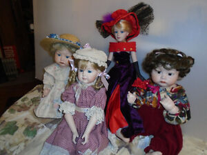 dolls Comox / Courtenay / Cumberland Comox Valley Area image 3