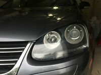 Projector Headlight Assembly for VW MKV