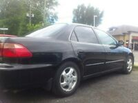 Honda accord 99luxury auto*