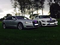 Chauffeur Service / Events / Weddings / Golf / Airport