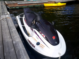 10hrs! Xl 1200 waverunner yamaha 2001