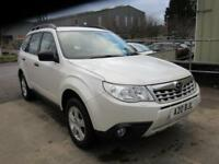 2012 61 SUBARU FORESTER 2.0 X 5DR