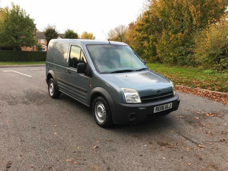 e0b6839eba Ford Transit Connect 1.8TDdi ( 75PS ) Low Roof Van T200 SWB Hallmark