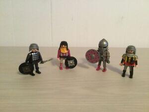 Playmobil : Chevaliers et accessoires (1)