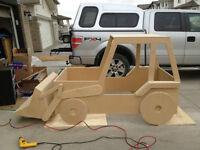 CNC Router Cutting / Signage cutting in Calgary