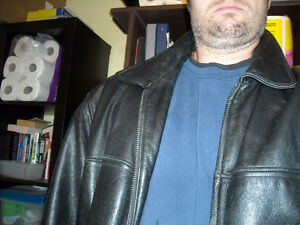 really nice Danier Leather Jacket Edmonton Edmonton Area image 3