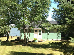 Waterfront Cottage on an actual sandy (Leaside) beach