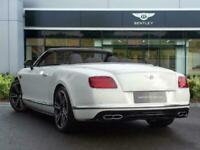 2018 Bentley Continental 4.0 GTC V8 S Auto 4WD 2dr Convertible Petrol Automatic