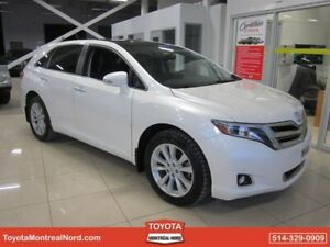 Toyota Venza Limited Awd  Nav+Toit+Cuir  2015