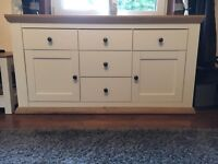 Gorgeous Sideboard Rustic effect