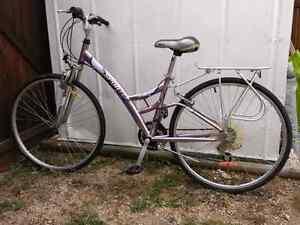 New 21 speed ladies cruiser bike
