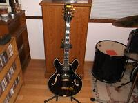El Degas ES Style Guitar