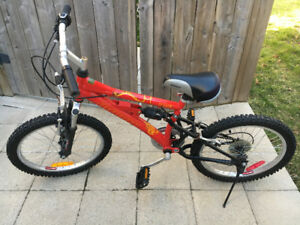 20 Inch Boys Bicycle Infinity