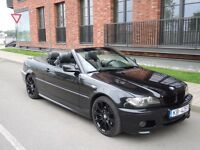 BMW 325 M SPORT CONVERTIBLE LEFT HAND DRIVE