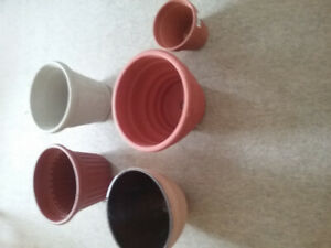 TERRACOTTA POTS VARIOUS SIZES
