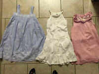adorable size 6 dresses $8 each or all for $15