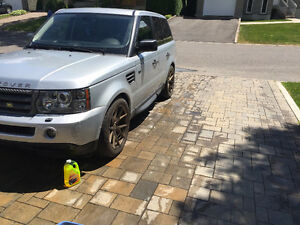 Range Rover Sport hse sport group & low milieage condition A1