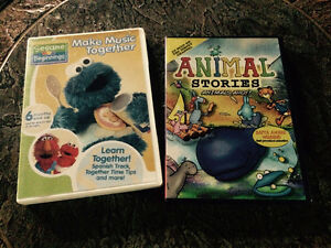 Two Kids DVD's