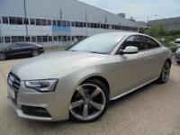 2013 Audi A5 2.0 TDI Black Edition Multitronic 2dr