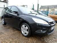 Ford Focus 1.8 STYLE (black) 2009
