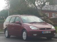 Ford Focus 1.6i 16v auto 2002.25MY Ghia