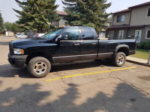 2005 Dodge 3500 5.9l Crew Cab Longbox