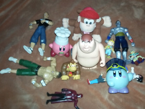 For sale collectable toys bundle all for 20 dollars.