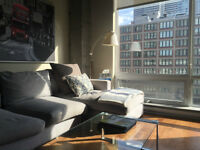 Gorgeous MODERN 1 Bedroom DOWNTOWN in the LOFTS ST-ALEXANDRE