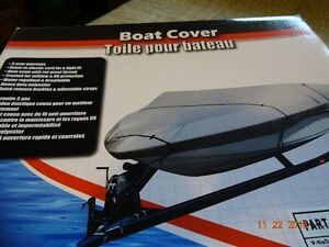 New Boat Cover
