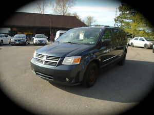 2008 Dodge Grand Caravan, SXT, STOW'N GO