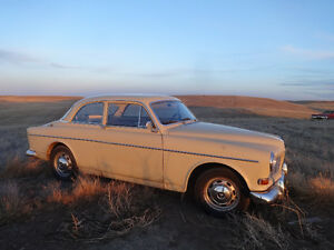 1964 volvo 122 2 door coupe 122s 4cyl dual carb 4 speed 82000 mi
