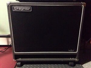 Traynor 1x15 cabinet with Eminence Big Ben speaker