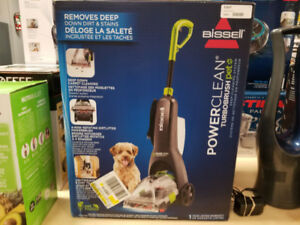 Bissell PowerClean Turbo Brush Pet Vaccum (Brand New)