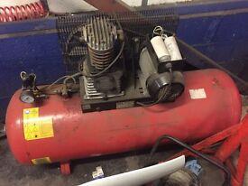 Sealey compressor
