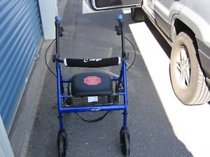 NEW WALKER (NEVER USED)  NO NEED< MUST SELL.
