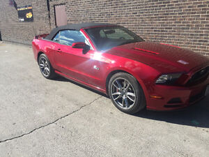 2014 Ford Mustang GT Convertible premium