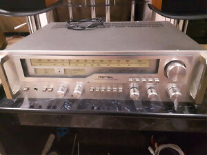 Rotel RX-803 stereo receiver (70W rms per channel)