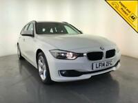 2014 BMW 318D SE DIESEL ESTATE 1 OWNER FROM NEW BMW SERVICE HISTORY