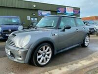 Mini Cooper S 1.6 Supercharged, Fast Hatchback, Panoramic Roof