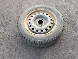 205 55 16 Snow tires and rims