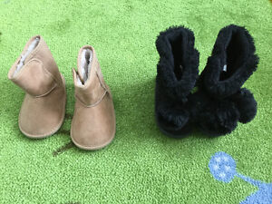 Bottes taille 4