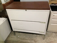 2 Drawer Lateral Filing Cabinet for SALe