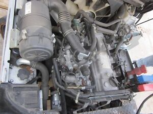 Nissan Engine 4 Cylinder with Propane Kit - from Nissan Forklift London Ontario image 2