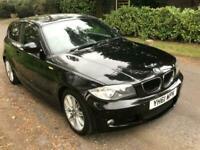 2011 BMW 1 Series 2.0 118d M Sport 3dr Hatchback Diesel Manual