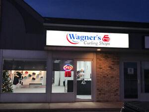 Wagner's Curling Shops