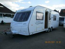 Coachman Laser 645 INC MOVER 2008