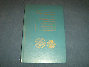 1969 STANDARD CATALOG OF CANADIAN COINS-17TH EDITION-CHARLTON
