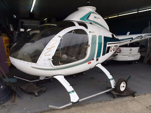 Hélicoptère Rotorway Exec 90